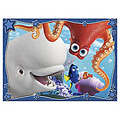 Finding Dory 4 x 42 Piece Puzzle