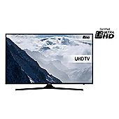 Samsung UE40KU6000 40 Inch Smart 4K Ultra HD LED TV with Freeview HD