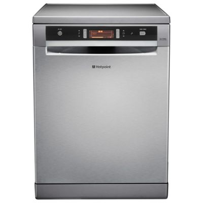 Hotpoint Dishwasher, FDUD51110X, Stainless Steel