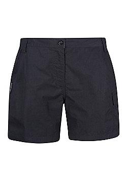 Mountain Warehouse Trek Womens Shorts - Black