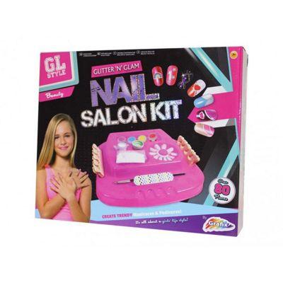 GL Style Glitter 'N' Glam Nail Salon Kit