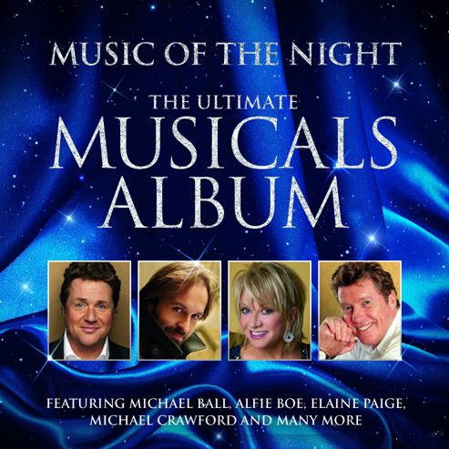 Music Of The Night - Number One Musicals