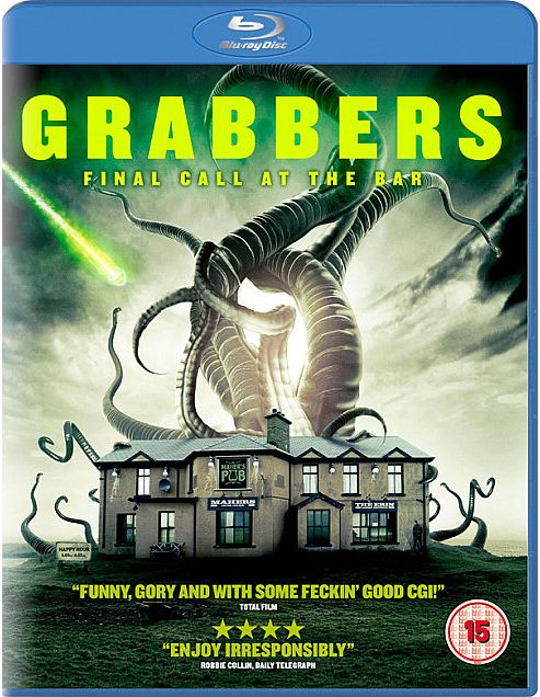 Grabbers (Blu Ray)
