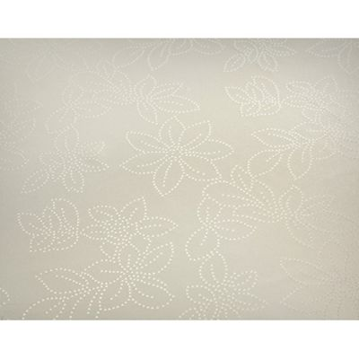 Blue Canyon Rosetta Set Table Cloth - Ivory - 137cm x 229cm (6-8 Seatings)