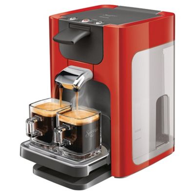 Philips Senseo HD7863/80 Coffee machine - Red