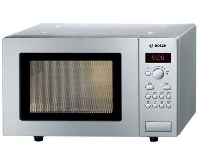 Bosch HMT75M451B 800W Microwave - Stainless Steel