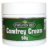 Natures Aid Comfrey Cream - 50g