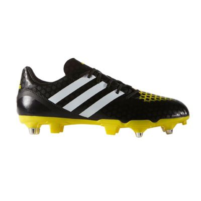 adidas Incurza SG Rugby Boots 2015 - Black Size - 13