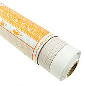 Canson mm Graph Rolls 75cm x 10m Buff Grid