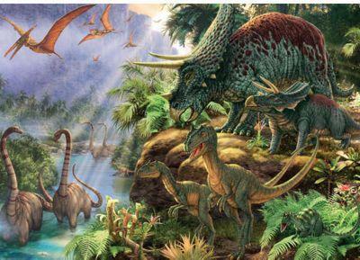 Dinosaur Valley - 1000pc Puzzle