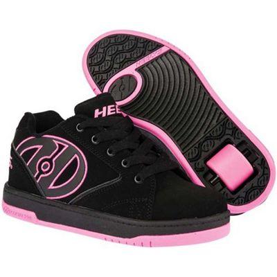 Heelys Propel 2.0 - Black/Hot Pink - Junior UK 12
