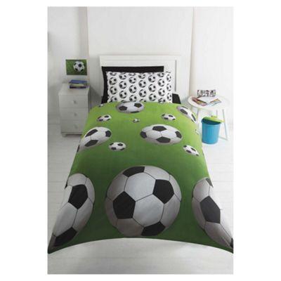 Tesco Football Duvet Set Single