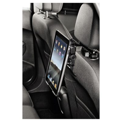 Hama Headrest Mount with 2-Talon Locking Plate for Tablet PCs