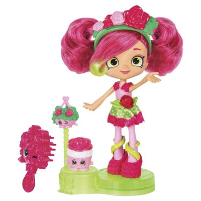 Shopkins Shoppies Doll Rosie Bloom