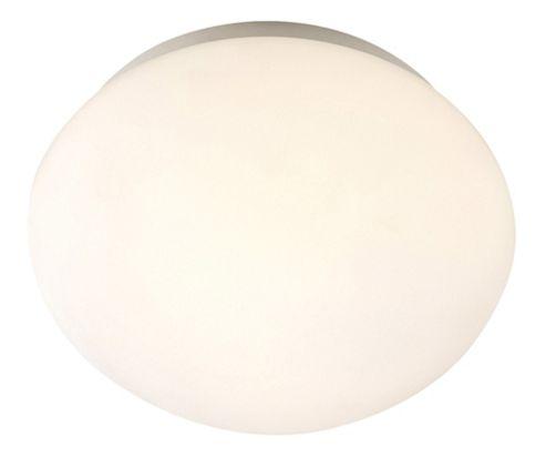 Home Essence Alex Two Light 40W Semi-Flush Ceiling Light - 10.5cm H x 17.5cm W x 17.5cm D