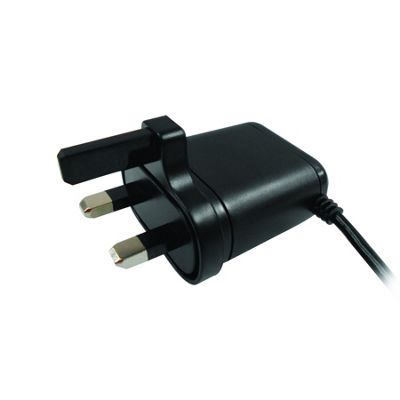 Maplin Universal 15W Type C USB Mains Charger in Black