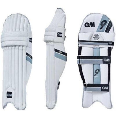 Gunn and Moore Cricket 909 Men's Batting Pads Legguards S-LH