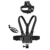 Kitvision action and climbing accessories pack