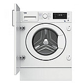 Beko-WDIY854310 Integrated Washer Dryer with 8KG Wash and 5KG Dry Capacities
