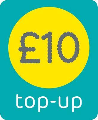 EE £10 mobile topup