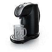 Swan-SK13170BLKN Teasmade Now Hot Water Dispenser with 3000W Power and 2L Capacity in Black