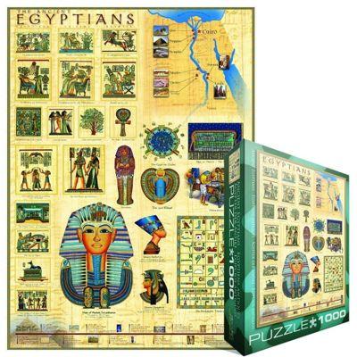 Ancient Egyptians Puzzle
