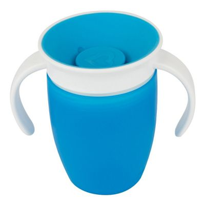 Munchkin Miracle 360 Trainer Cup (7oz/207ml) Blue