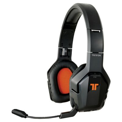 Tritton Primer Wireless Stereo Headset Black - Xbox 360