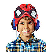 Spiderman Headphone Hat