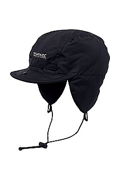 Regatta Mens Igniter Hat - Black