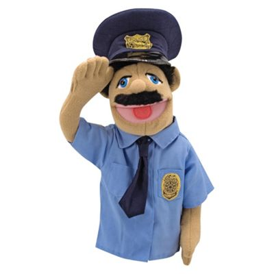 Melissa And Doug Police Officer Puppetmelissa Dougnew With Tags