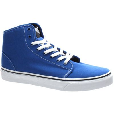 Vans 106 Hi Classic Blue/True White Shoe RQM0FG