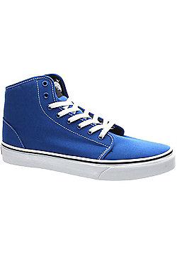 Vans 106 Hi Classic Blue/True White Shoe RQM0FG - Blue
