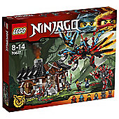 LEGO Ninjago Dragons Forge 70627