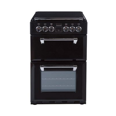 Stoves Richmond 550E 550mm Wide Electric Cooker A Energy Rating in Black