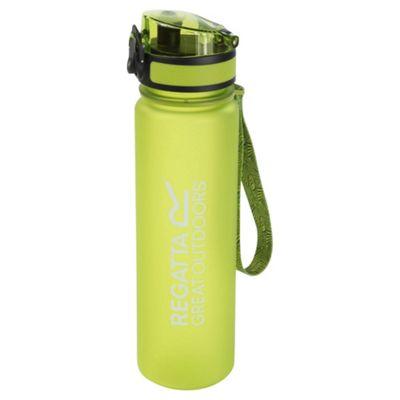 Regatta Tritan Flip Top Water Bottle Green