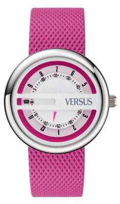Versus Osaka Ladies Rubber Watch SGI040013
