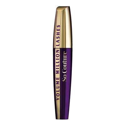 LOreal Paris Volume Million Lashes Mascara So Couture Extra Black 9.5ml