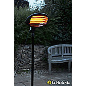 Adjustable Standing 2000W Patio Heater