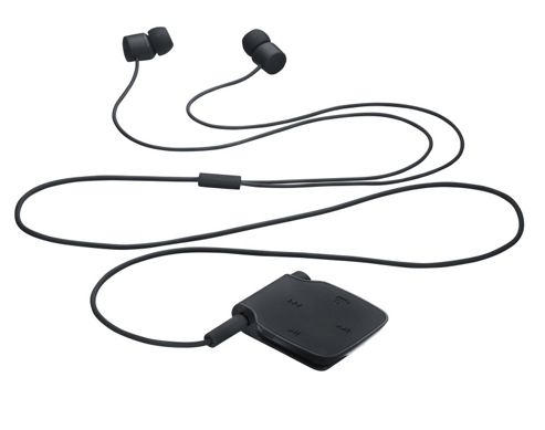 Nokia BH-111 Bluetooth Stereo Headset - Black