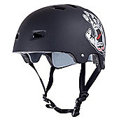 Bullet / Santa Cruz Colab Screaming Hand Graphic Helmet - Black - S / M Adult - 54 - 57cm