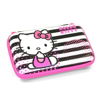 HELLO KITTY STRIPED CASE
