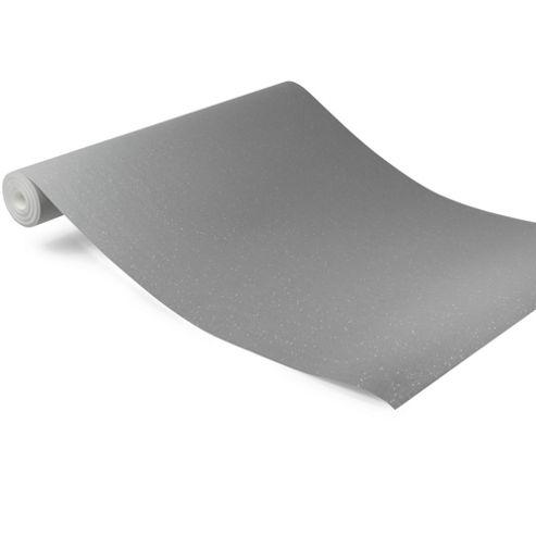 Designer Laurence Llewellyn-Bowen Penang Metallic Dusky Grey Wallpaper
