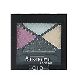 Rimmel Colour Rush Quad Eye Shadow 013 Sweet Smoulder