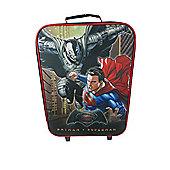 Batman vs Superman Junior Justice Luggage Bag Set
