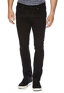 F&F Skinny Stretch Jeans - Black