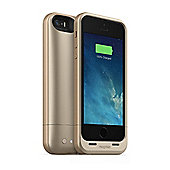 Juice Pack Air Case + Rechargeable Battery for iPhone5/5s - Gold