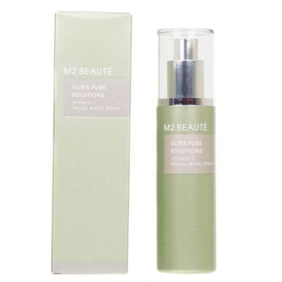 M2 Beauté Ultra Pure Solutions Vitamin C Facial Spray Moisturiser 75ml