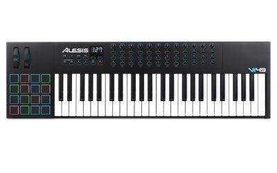 Alesis VI49 Advanced 49 Key USB Midi Keyboard Controller And 16 Trigger Pads
