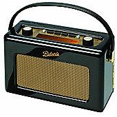 Roberts Radio RD60 DAB/FM Radio in Piano - Black